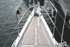 Bugkorb einer SegelyachtSonderanfertigungen