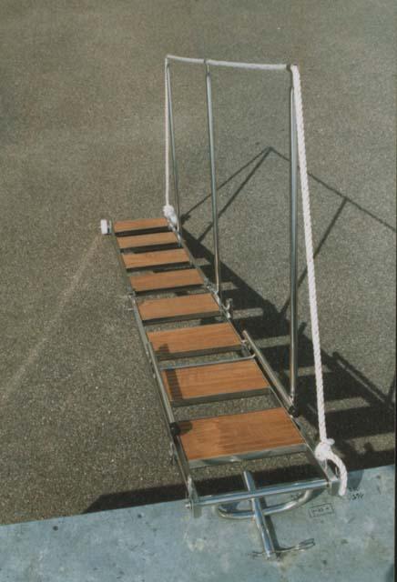 Gangway - gesamt Bild