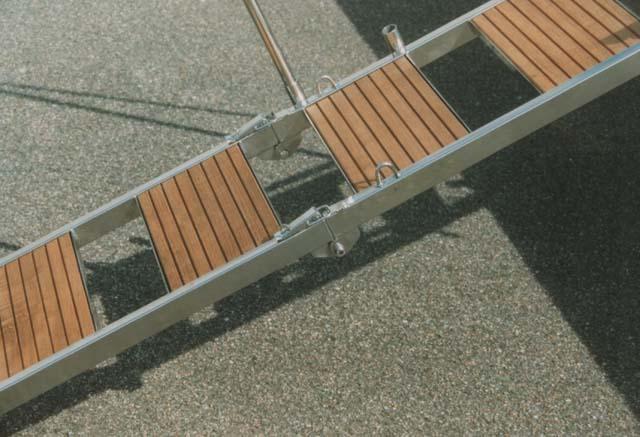 Gangway - Detail
